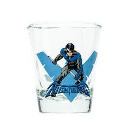 Batman Nightwing DC Comics Shot Glasses
