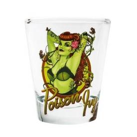 DC Bombshells Poison Ivy Shot Glass