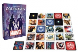 Marvel Codenames Boardgame