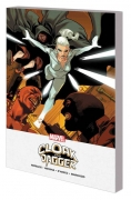 Cloak and Dagger Mpgn TPB Shades of Gray