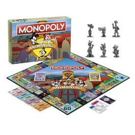 Animaniacs Monopoly Game