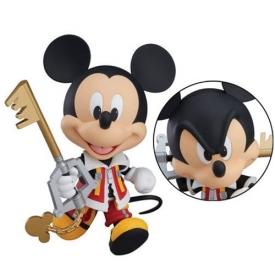 Kingdom Hearts 2 King Mickey Nendoroid Action Figure