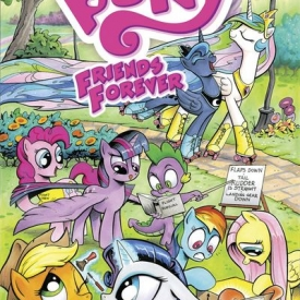 My Little Pony Friends Forever TPB Vol. 01