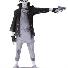 Batman Black & White the Joker Statue by Gerard Way