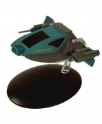 Star Trek Starships Figure Coll Mag #125 Alice