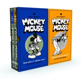 Disney Mickey Mouse Box Set Vol. 03 & 04