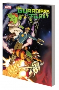 All New Guardians of the Galaxy TPB Vol. 01 Communication Breakdown