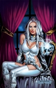 Grimm Fairy Tales Tarot #4 (Cover C)