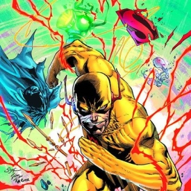 Flashpoint World of Flashpoint the Flash TPB