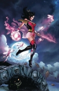 Grimm Fairy Tales #17 (Cover A – Johnson)