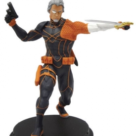 DC comics Rebirth Deathstroke Unmakes Previews Exclusive Statue