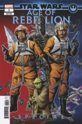 Star Wars Age Rebellion Special #1 (McKone Puzzle Pc Variant)