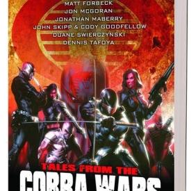 G.I. Joe Tales From the Cobra Wars TPB