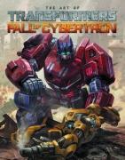 Transformers Art of Fall of Cybertron HC