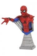 Marvel Spider-Man Homecoming Web Glider Spider-Man Bust