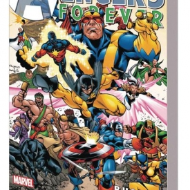 Avengers Forever TPB
