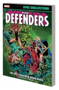 Defenders Epic Collection TPB Six-fingered Hand Saga