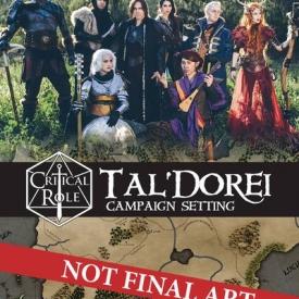 Critical Role Tal Dorei Campaign Setting HC