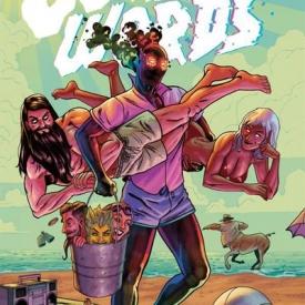 Curse Words Summer Special #1 (Cover B – Quinones)