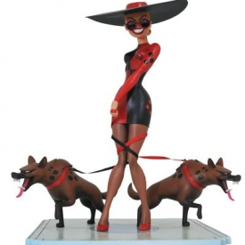 Batman: The Animated Series Premier Collection – Harleys Holiday Statue