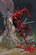 Absolute Carnage vs Deadpool #1 (of 3) (Ferry Virgin Variant) Ac