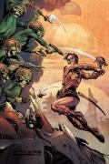 Warlord of Mars Attacks #3 (Retailer 40 Copy Incentive Variant)