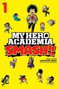 My Hero Academia Smash GN Vol 01