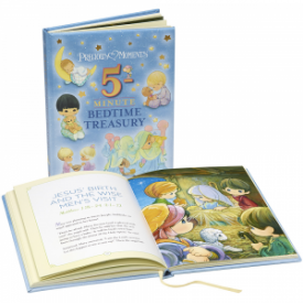 5-Minute Bedtime Treasury Padded Cover Book