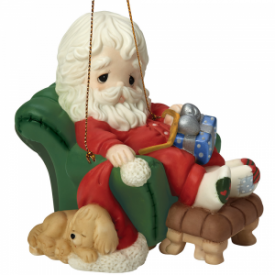 And To All A Goodnight 8th in Annual Santa Series, Ornament