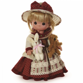 An Old Fashioned Love Vinyl Doll