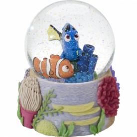 Finding Dory Resin/Glass Snow Globe