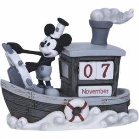 Mickey Mouse Perpetual Calendar, Figurine