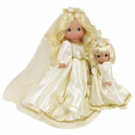 Always And Forever Bride Vinyl Doll, Blonde