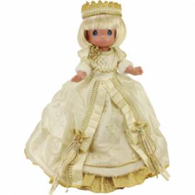 Angelic Glory Tree Topper, Vinyl Doll, Blonde