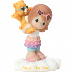 Fun In The Sun, Resin Figurine