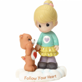 Follow Your Heart, Resin Figurine