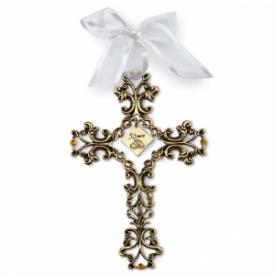 50 Years of Love Decorative Wall Cross