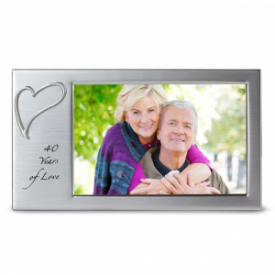 40 Years of Love, Picture Frame
