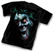 Joker Crazy By Kieth T-Shirt MED