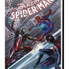 Amazing Spider-Man Worldwide HC Vol. 02