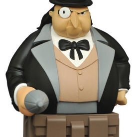 Batman Animated Series Penguin Bust