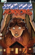 Junior High Horrors #6 (Cover D – Sleepaway Camp (Retailer 5 Copy Incentive Variant) Cover)