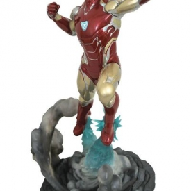 Avengers: Endgame – Iron Man MK85 PVC Figure – Marvel Movie Gallery