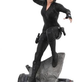 Avengers: Endgame – Black Widow Statue – Marvel Movie Premier Collection