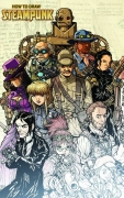 How To Draw Steampunk Supersize TPB