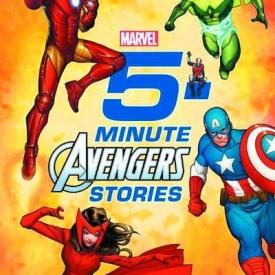 5 Minute Avengers Stories HC
