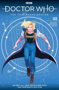 Doctor Who 13th #2 (2nd Printing)