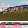 President Donald Trump Express Electric Train Collection